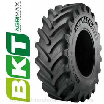 Шина 600/70R30 161A8/158D BKT Agrimax Fortis TL